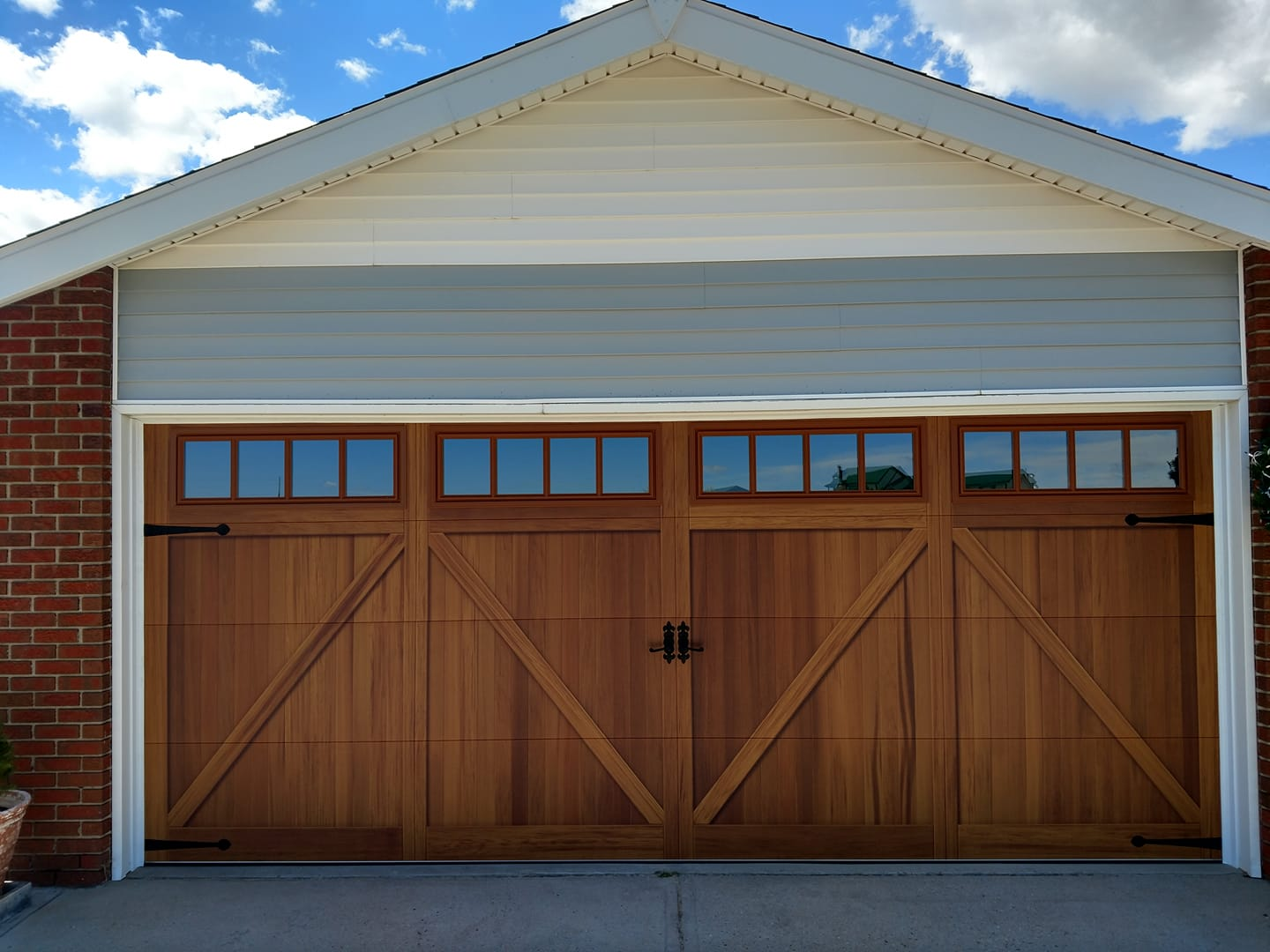 Should you repair or replace your old garage door?